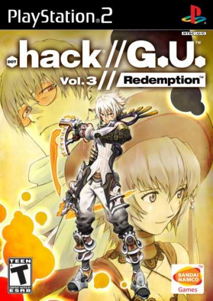 Bestselling Games (2007) - .hack//G.U. vol.3// Redemption