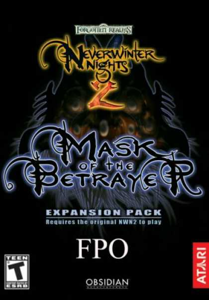 Bestselling Games (2007) - Neverwinter Nights 2 Expansion Pack: Mask of the Betrayer