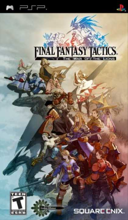 Bestselling Games (2007) - Final Fantasy Tactics:War Of The Lions