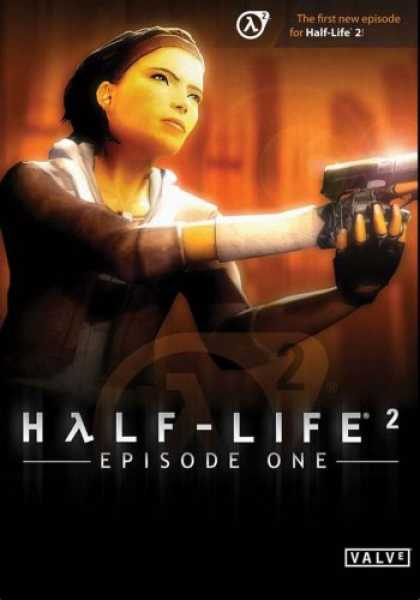 Bestselling Games (2007) - Half-Life 2: Episode One