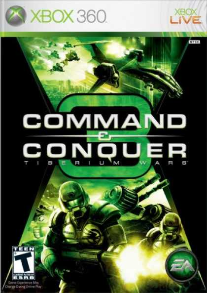 Bestselling Games (2007) - Command & Conquer 3: Tiberium Wars