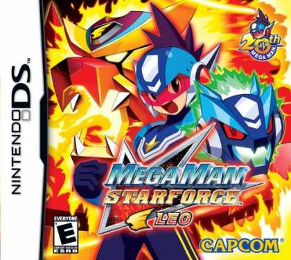 Bestselling Games (2007) - Mega Man StarForce: Leo