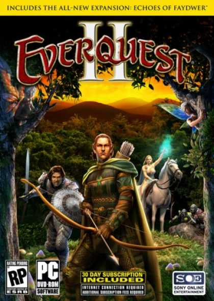 Bestselling Games (2007) - Everquest II: Echoes of Faydwer