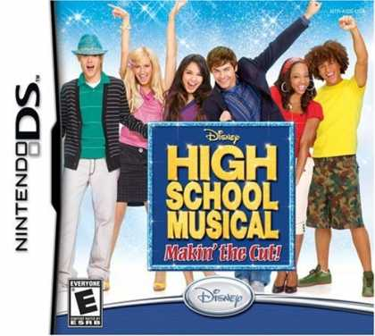 Bestselling Games (2007) - Disney's High School Musical: Making the Cut