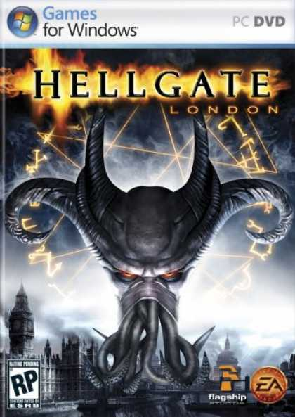 Bestselling Games (2007) - Hellgate: London DVD