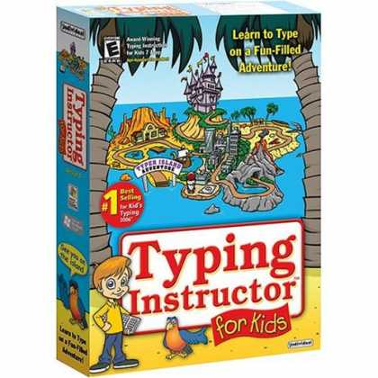 Bestselling Games (2007) - Typing Instructor for Kids Version 3
