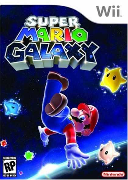 Bestselling Games (2007) - Super Mario Galaxy