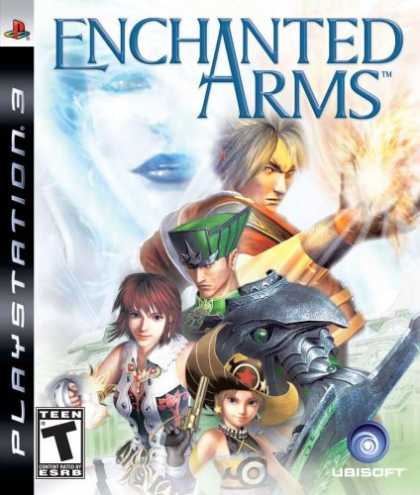 Bestselling Games (2007) - Enchanted Arms