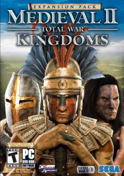 Bestselling Games (2007) - Medieval II Total War: Kingdoms Expansion Pack