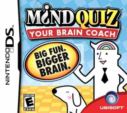 Bestselling Games (2007) - Mind Quiz Your Brain Coach