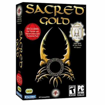 Bestselling Games (2007) - Sacred: Gold Edition
