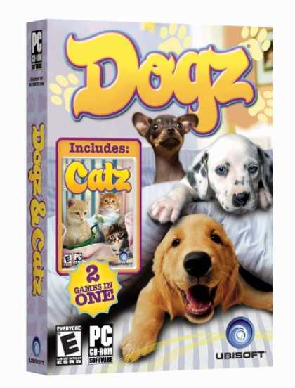 Bestselling Games (2007) - Petz: Dogz 5 and Catz 5