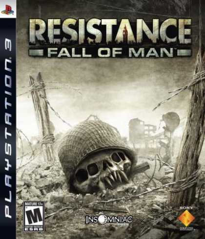 Bestselling Games (2007) - Resistance: Fall Of Man