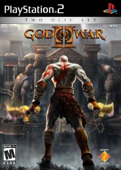 Bestselling Games (2007) - God of War 2