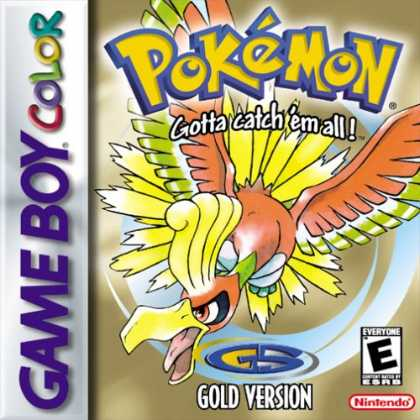Bestselling Games (2007) - Pokemon Gold
