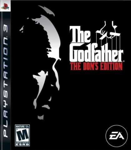 Bestselling Games (2007) - The Godfather The Don's Edition