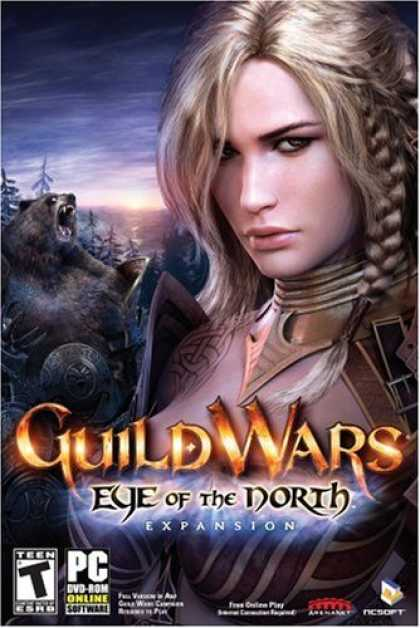 Bestselling Games (2007) - Guild Wars: Eye Of The North - Expansion Pack