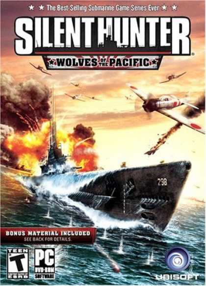 Bestselling Games (2007) - Silent Hunter: Wolves of the Pacific