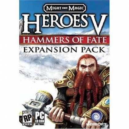 Bestselling Games (2007) - Heroes of Might and Magic V Hammers of Fate Expansion Pack