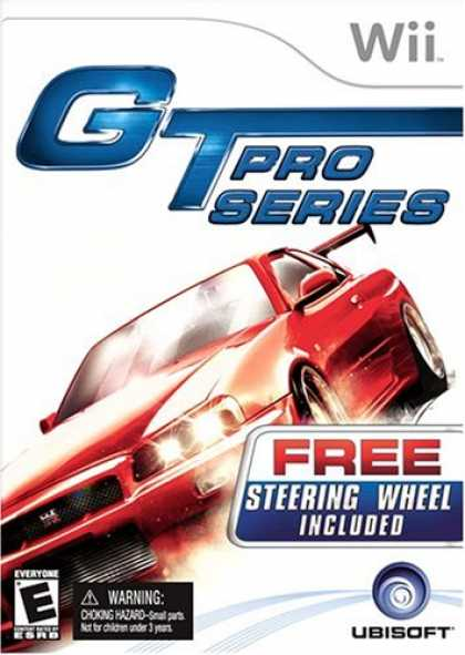 Bestselling Games (2007) - GT Pro Series (with wheel)