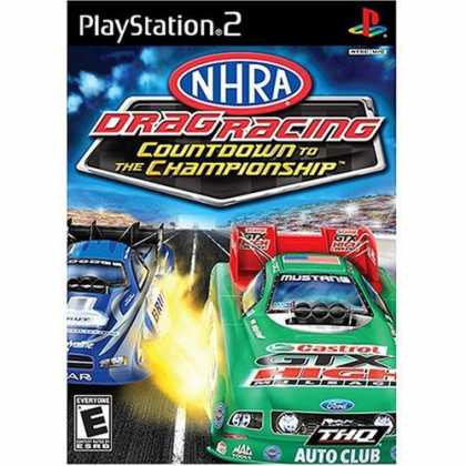 Bestselling Games (2007) - NHRA Countdown to the Championship 2007