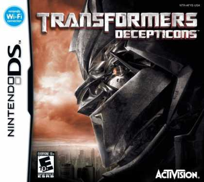 Bestselling Games (2007) - Transformers - Decepticons