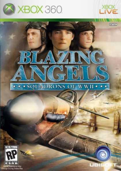 Bestselling Games (2007) - Blazing Angels Squadrons of WWII