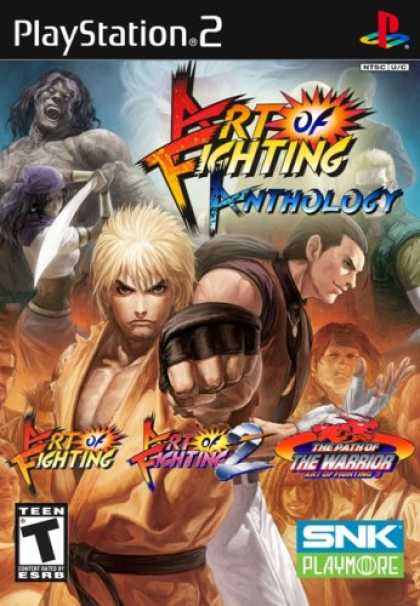 Bestselling Games (2007) - Art of Fighting Anthology