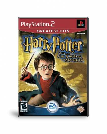 Bestselling Games (2007) - Harry Potter & the Chamber of Secrets
