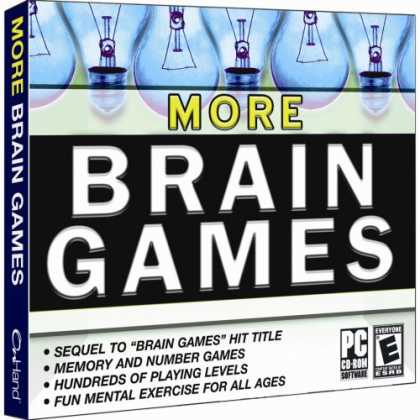 Bestselling Games (2007) - More Brain Games