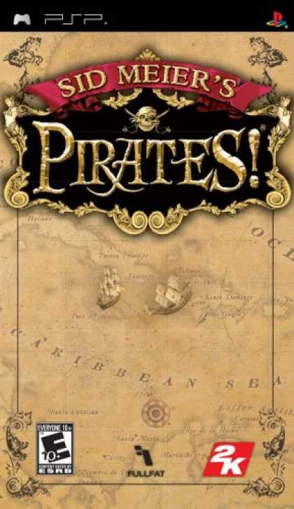Bestselling Games (2007) - Sid Meier's Pirates! Live the Life