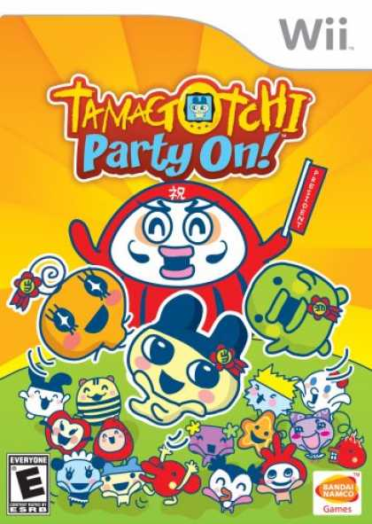 Bestselling Games (2007) - Tamagotchi Party On