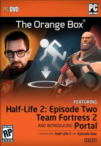 Bestselling Games (2007) - The Orange Box