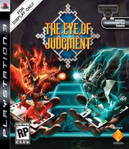 Bestselling Games (2007) - Eye of Judgement
