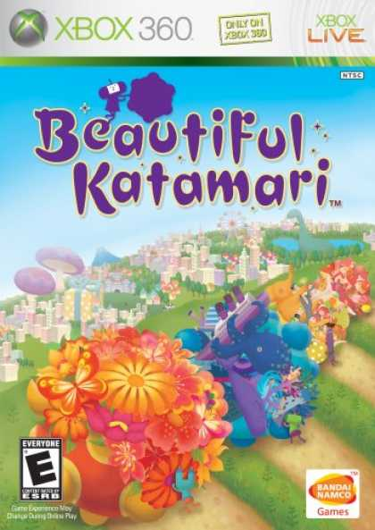 Bestselling Games (2007) - Beautiful Katamari