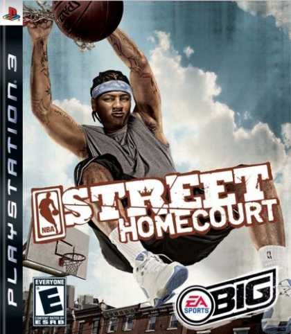 Bestselling Games (2007) - NBA Street Homecourt