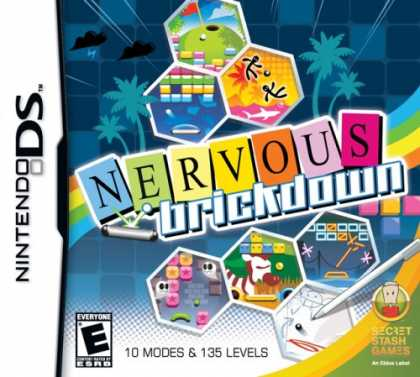 Bestselling Games (2007) - Nervous Brickdown