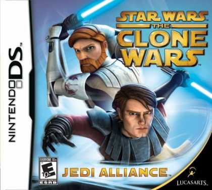 Bestselling Games (2008) - Star Wars The Clone Wars: Jedi Alliance