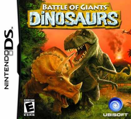 Bestselling Games (2008) - Battle of Giants: Dinosaurs