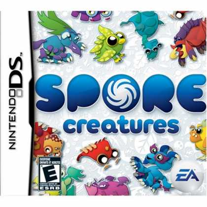 Bestselling Games (2008) - Spore Creatures