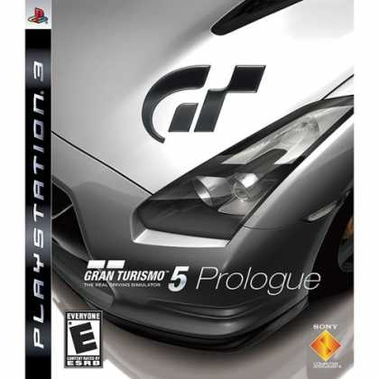 Bestselling Games (2008) - Gran Turismo 5 Prologue
