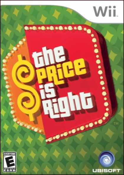 Bestselling Games (2008) - The Price is Right