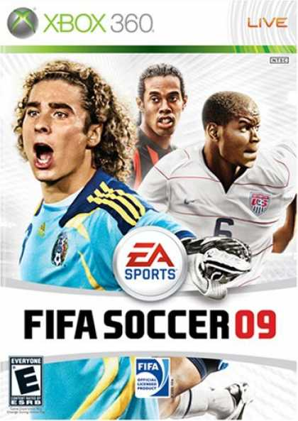 Bestselling Games (2008) - FIFA Soccer 09