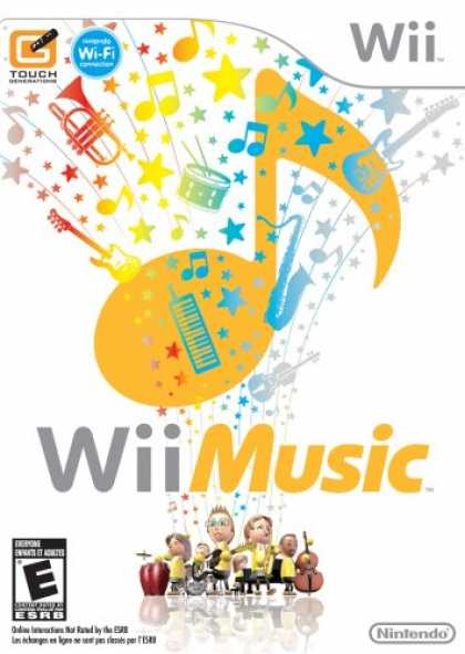 Bestselling Games (2008) - Wii Music