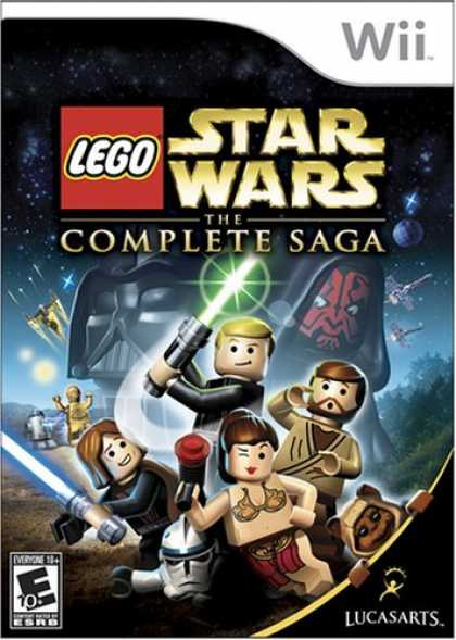 Bestselling Games (2008) - Lego Star Wars: The Complete Saga