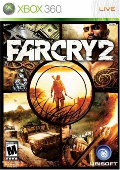 Bestselling Games (2008) - Far Cry 2