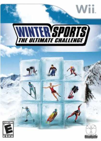 Bestselling Games (2008) - Winter Sports The Ultimate Challenge