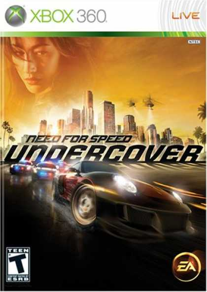 Bestselling Games (2008) - Need for Speed: Undercover
