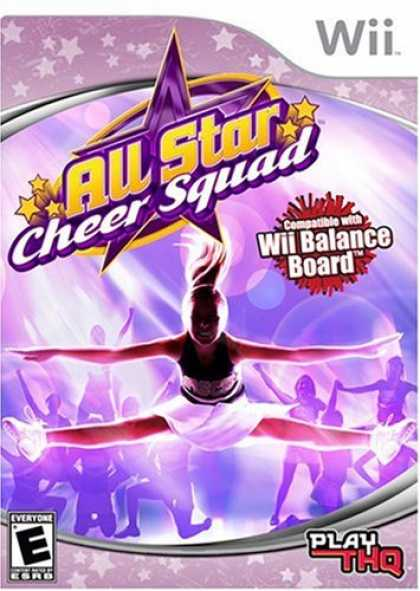 Bestselling Games (2008) - All Star Cheer Squad