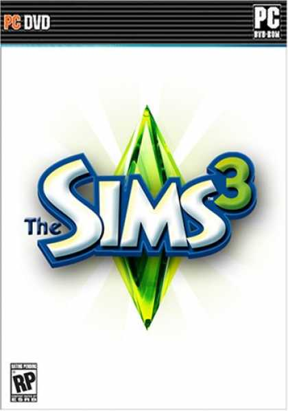 Bestselling Games (2008) - The Sims 3